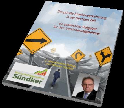 Versicherungsmakler Düsseldorf Sündker Informationshinweis zum Ratgeber